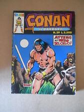CONAN IL BARBARO COLORE n°29 ed. Comic Art  [G362] BUONO