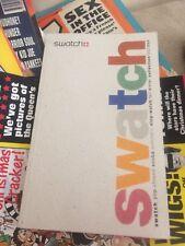 SWATCH CATALOGO catalogo Inverno 1993/1994, pulire copia Swiss Watches UK Venditore