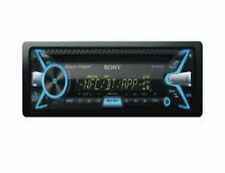 Sony Bluetooth CD MP3 Player USB Aux Pandora App Remote Car Stereo MEX-N5100BT U
