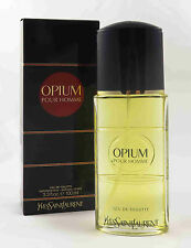 Yves Saint Laurent OPIUM POUR HOMME 100ml EdT Eau de Toilette Spray YSL NEU/OVP