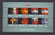 Österreich, postfr. **,EURO 2008 -Teilnehmerländer I