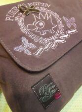 Borsa Puerco Espin originale media bauletto Rose antico scuro  ho denny jeans