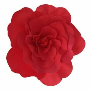 30cm Large Foam Rose Artificial Flowers Wedding Home Decoration DIY Stage Props