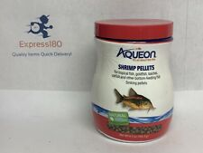 (JV) AQUEON - Shrimp Pellets Fish Food - 6.5 oz. (184 g) Free US Shipping