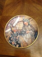 ":The Little Rascals :""Silly Sultans"" Euc Limited Edition 8"" Commemorative Plate"