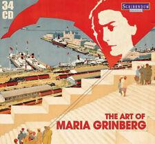 Maria Grinberg : The Art of Maria Grinberg CD Box Set 34 discs (2019) ***NEW***