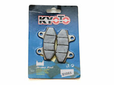 Kyoto Brake Pads Front For Smc YB 125 2009