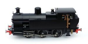 Accucraft  S32-14B Kerr Stuart Victory 0-4-0, Schwarz, Live Steam, 1:32 / 45 mm