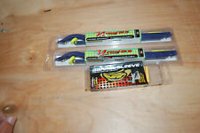 Three 3 Paintball folding squegee and one barrel sleeve Nib