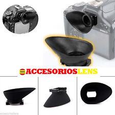 VISOR OCULAR  PARA CANON EOS  DE 22 mm 400D 350D 300D 5D 10D 20D 30D D60 D30