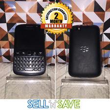 O2 Grade C VGC Black Blackberry Bold 9720 Smartphone + 2 Month Warranty