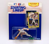VINTAGE SEALED 1990 Starting Lineup SLU Figure Gregg Jefferies Mets