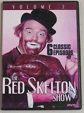 The Red Skelton Show - Vol. 2 (DVD, 2006)