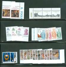 Vatican City 1991 Compete MNH Year Set