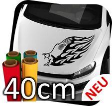 40cm Adler Tribal Animal Flames Tattoo Tunning Auto Eagle Sticker Aufkleber JDM