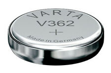 10-pc Varta 362 Batería de reloj 1,55V SR721SW / V362
