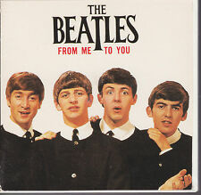 """Beatles From Me to You / Thank You Girl UK 3"""" Cd Single MONO"""
