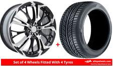Scirocco Dare Wheels with Tyres