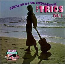 Various Artists : Trios 1: Guitarras De Media Noche CD
