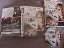 Double identity de Dennis Dimster avec Val Kilmer, DVD, Action
