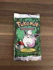 Pokemon Karten Dschungel Booster Deutsch Original Booster als Repack