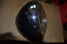 "Lucas style 7"" headlamp headlight unit with halogen sealed beam BSA Triumph etc."