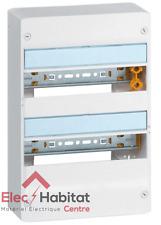 Tableau électrique 2 rangées 26 modules Legrand 401212