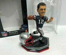 Tom Brady with Removable Helmet Limited Edition New England Patriots Bobblehead