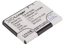 Battery Fit CE HTC Flo 3D T4242 Twin 10000 1100 mAh Li-ion DTS3SL