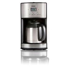 Markenlose Filter-Kaffeemaschinen aus Edelstahl