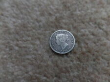 Old Collection Queen Victoria Canadian 5 cent Small Coin  - Size 15mm. Good Gift