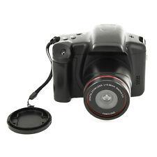 Digital SLR Camera 2.4 Inch TFT LCD Screen Full HD 1080P 16X Zoom Anti-shake US