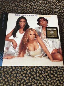 DESTINYS CHILD - Survivor SACD - MULITCHANNEL CD  -  Beyoncé Knowles Related