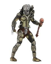 "Predator - 7"" Scale Action Figure -30th Anniversary Jungle Hunter Gort Mask NECA"