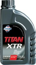 FUCHS TITAN PERFORMANCE XTR 5W-30 SYNTHETIC ENGINE OIL 1 LITRE