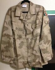 Irish Army Desert Shirt XL IDF Ranger EOD Afghan Issue
