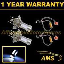 2x H4 white CREE LED Anteriori Abbaglianti e Anabbaglianti Kit Luci Anteriori Xeno hm501302