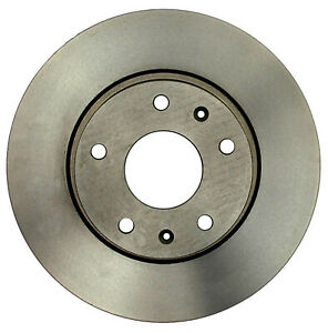 Disc Brake Rotor-Non-Coated Front ACDelco fits 02-05 Land Rover Freelander