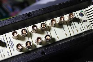B&K Bruel & Kjaer LAN I/F 3560C 4CH 25KHz Sound Vibration Acoustic FFT Analyzer
