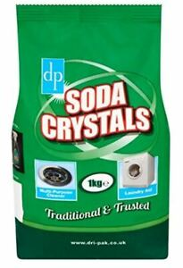 Dri Pak Soda Crystals for Household Cleaning - 1kg