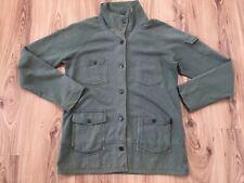 VANS Men's Cardigan Jacket Size Large ** Missing Button Vans Skate Cardigan