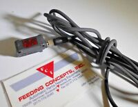 KEYENCE PZ-G51CPR PHOTOELECTRIC RECEIVER PZG51CPR with cable