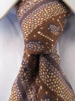Men's The Metropolitan Museum of Art Silk Polka Dot Tie 21949