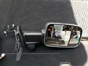 2019 2020 2021 Dodge Ram 2500 3500 mirror w camera right passenger side