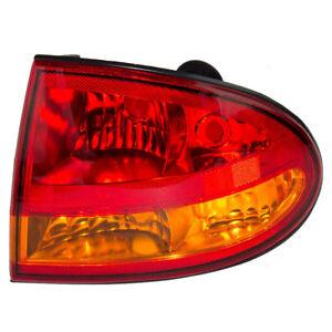 P.Fits For Oldsmobile Alero 1999 - 2004 Tail Light Right Passenger Side