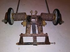 1986 yamaha enticer 340 rearcsuspension torque swing arm pivot 86 excell springs