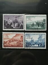 Chinese Stamps -- PRC China 1957 SC#313-316 Set of 4