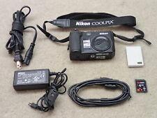 Nikon Coolpix P6000 Digital Camera