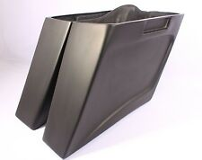 """Custom Bagger 6"""" Stretched Extended Saddlebags Touring Harley Softail Glide new"""