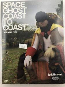 Space Ghost Coast To Coast: Volume Two (DVD, 2004) NEW! SEALED!